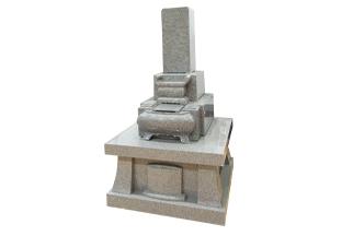 納骨堂型墓石